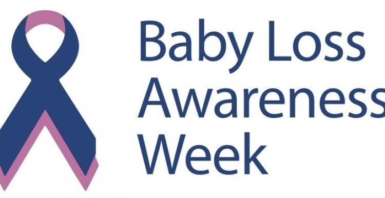 Baby Loss Awareness Week logo
