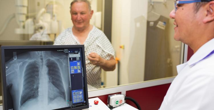 Patient scanner