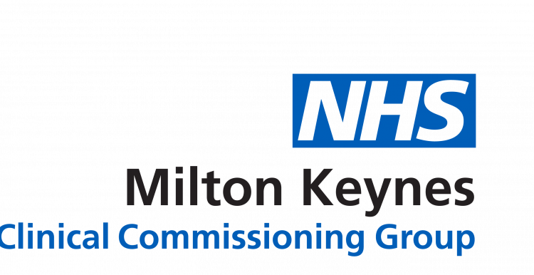 Milton Keynes Clinical Commissioning Group logo