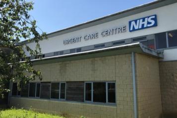 Milton Keyes Urgent Care Centre building