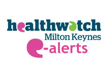 healthwatch e-alert banner