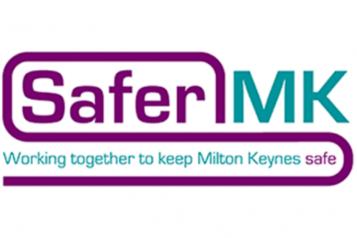 Safer MK logo